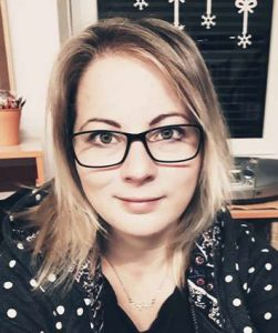 Klára Kučerová, autorka článku